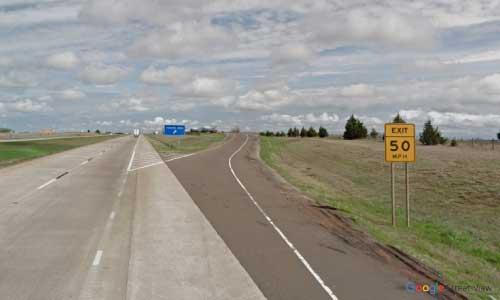ok i 15 rest area northbound mile marker 171